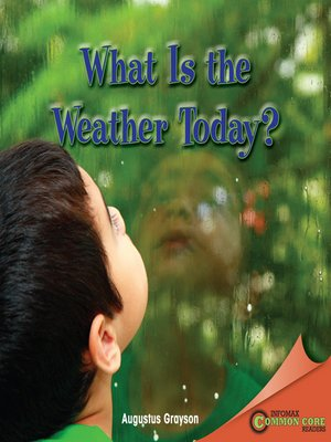 cover image of What Is the Weather Today?